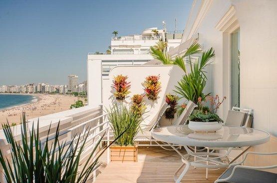 Бразилия Belmond Copacabana Palace