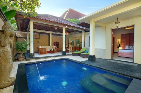 Индонезия (о.Бали) Kamuela Villas and Suites Sanur