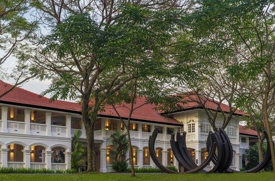 Сингапур Capella Singapore
