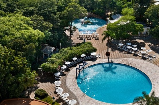 Бразилия Bourbon Cataratas Do Iguacu Resort