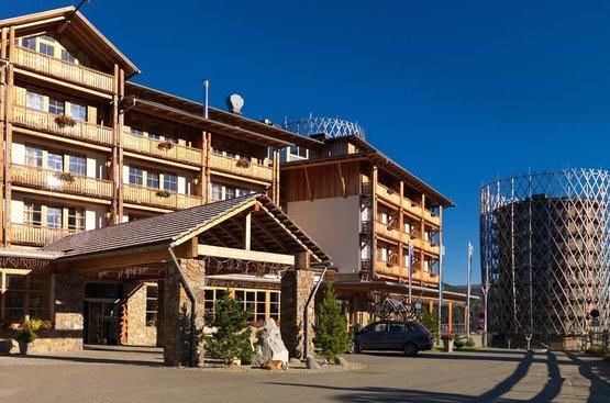 Австрия Falkensteiner Hotel Cristallo