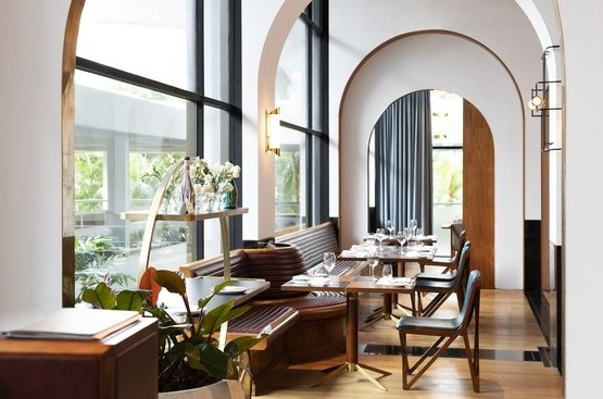 Сингапур Shangri-La Hotel Singapore