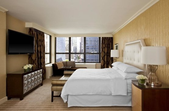 США Sheraton New York Times Square Hotel