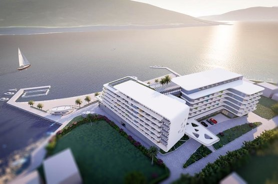 Черногория  Carine Hotel Kumbor