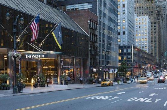 США The Westin New York Grand Central