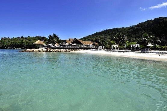 Сейшелы Le Domaine de L'Orangeraie Resort & Spa