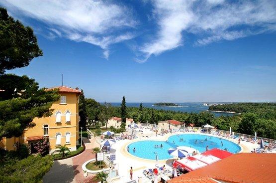 Хорватия Apartments Bellevue Plava Laguna