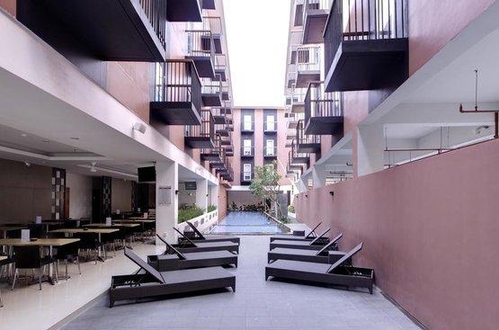 Индонезия (о.Бали) Amaris Hotel Pratama Nusa Dua