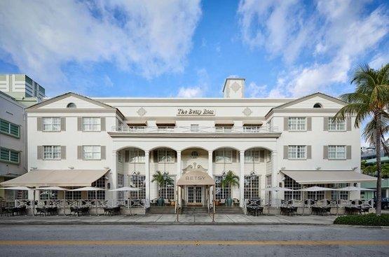 США The Betsy Hotel, South Beach