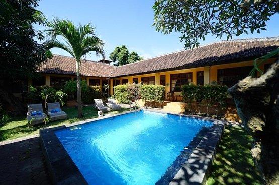 Индонезия (о.Бали) Mangga Bungalow