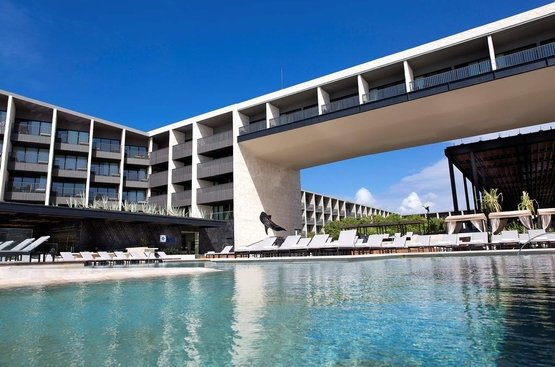 Мексика Grand Hyatt Playa del Carmen Resort