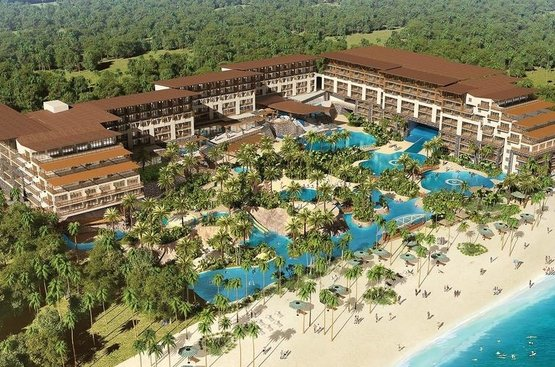 Мексика Now Natura Riviera Cancun