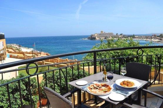 Мальта Marina Hotel Corinthia Beach Resort Malta