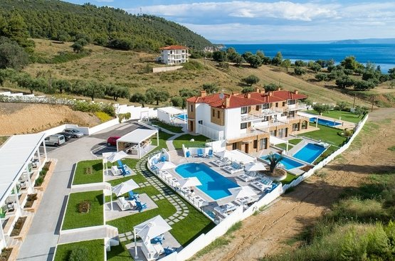 Греция Villa D'oro