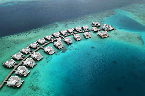 Мальдивы LUX* North Male Atoll Resort & Villas