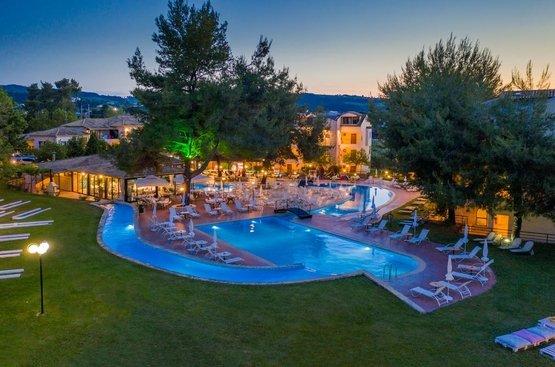 Греция Lesse Hotel