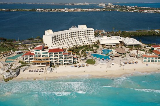 Мексика Grand Park Royal Cancún
