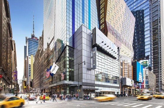 США Westin New York at Times Square