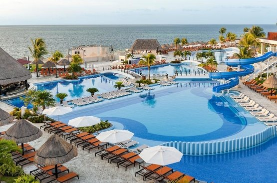 Мексика Moon Palace Cancun