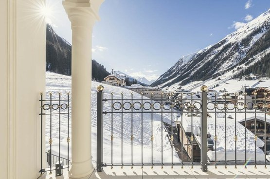 Австрия  Schlosshotel Ischgl
