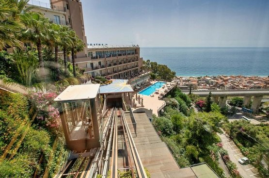 Италия Hotel Olimo Le Terrazze Letojani