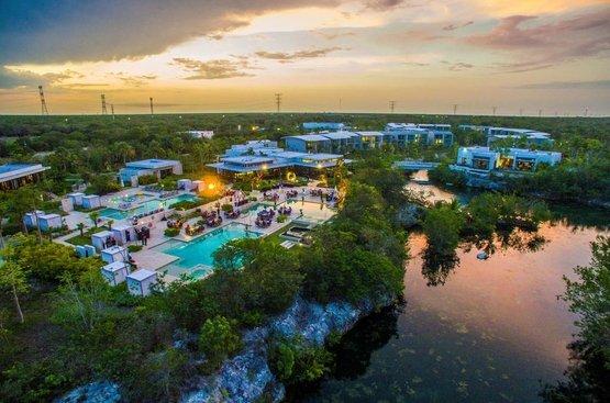 Мексика Andaz Mayakoba Resort Riviera Maya
