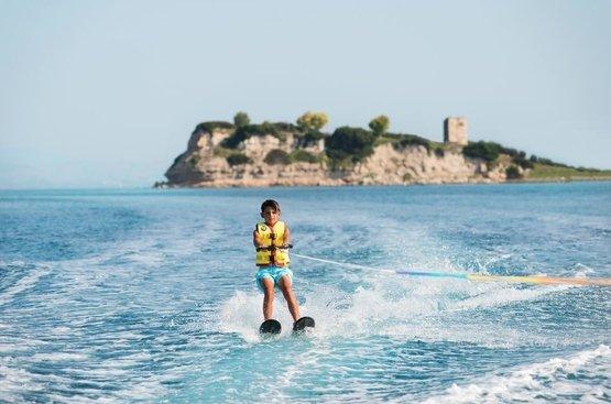 Греция Sani Beach