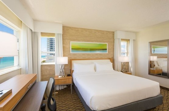 США Holiday Inn Miami Beach-Oceanfront