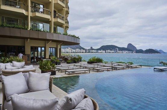 Бразилия Fairmont Rio de Janeiro Copacabana