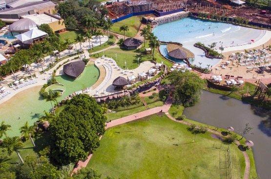 Бразилия Mabu Thermas Grand Resort