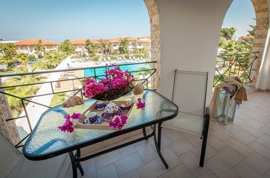 Греция Tresor Sousouras Hotel