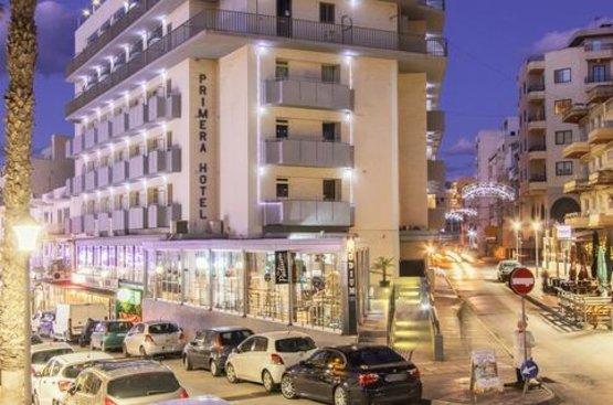 Мальта PRIMERA HOTEL