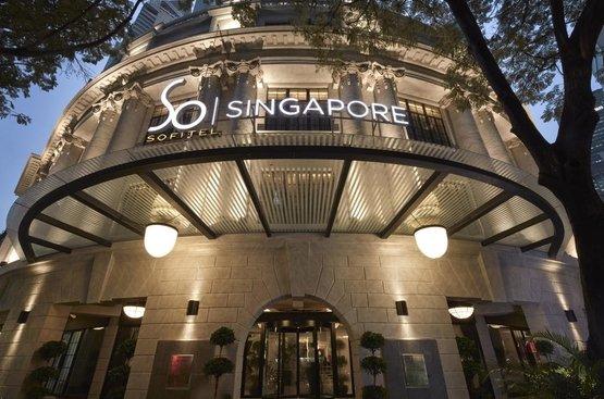 Сингапур SO/ Sofitel Singapore