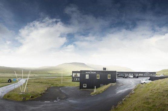 Фарерские острова Hotel Vagar