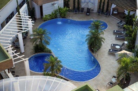 Бразилия Nadai Confort Hotel & SPA 4*