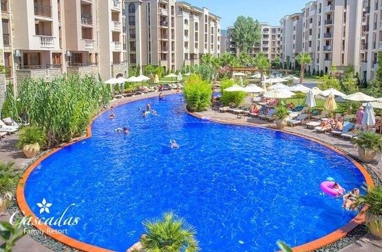 Болгария Cascadas Family Resort