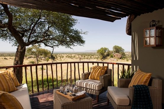 Танзания Four Seasons Safari Lodge Serengeti