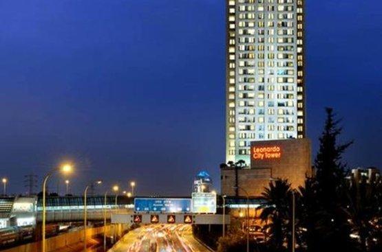 Израиль Leonardo City Tower Hotel Tel Aviv