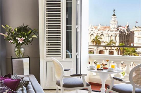 Куба Gran Hotel Manzana Kempinski