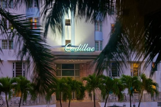 США Cadillac Hotel & Beach Club, Autograph Collection