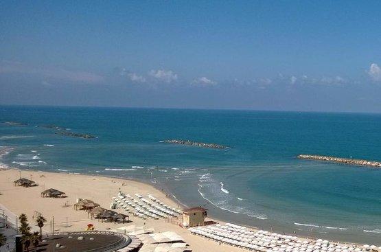 Израиль Crowne Plaza Tel Aviv Beach