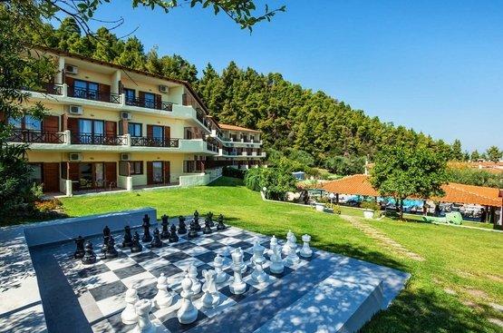 Греция Palladium Hotel
