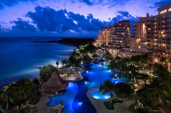 Мексика Grand Fiesta Americana Coral Beach Cancun