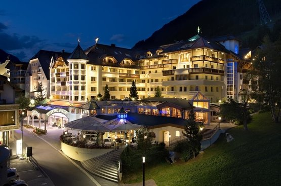 Австрия Superior Hotel Post Ischgl