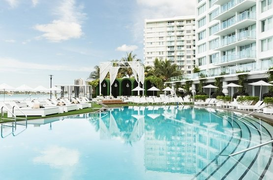 США Mondrian South Beach