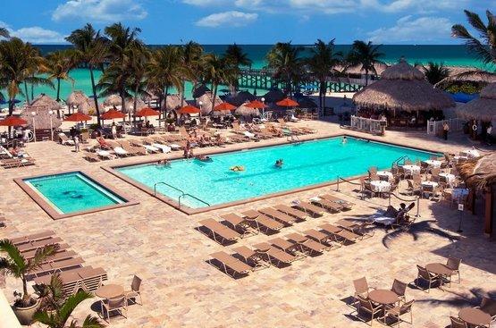 США Newport Beachside Hotel & Resort