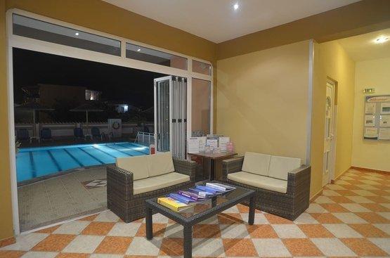 Греция Angelina Hotel & Apartments