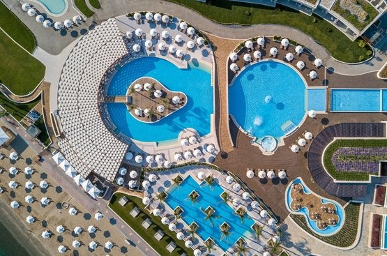 Греция Miraggio Thermal Spa Resort
