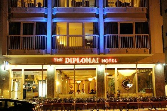 Мальта The Diplomat Hotel