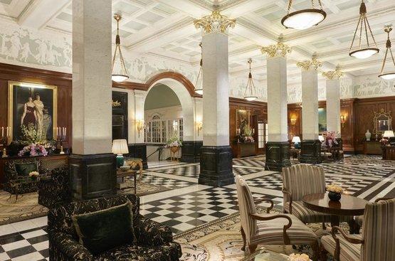 Великобритания The Savoy Hotel London